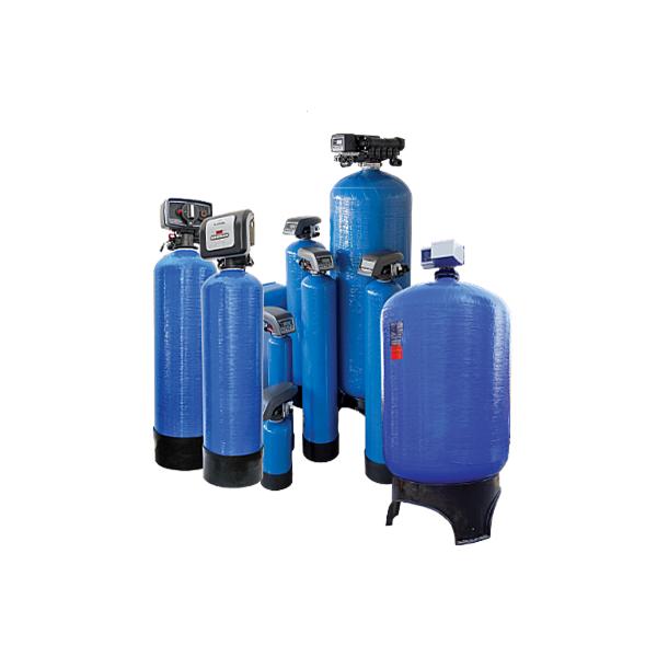 Tam Otomatik Aktif Karbon Filtrasyon Sistemi
