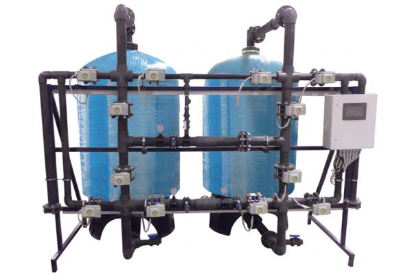 Tam Otomatik Tandem Yüzey Borulamalı Yumuşatma Filtrasyon Sistemleri
