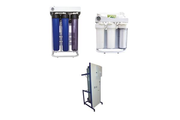 İşletme Tipi Su Arıtma Sistemleri